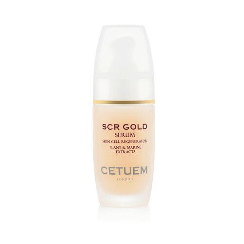 Cetuem: SCR Gold Anti-Ageing, Anti-Oxidant Gold Regenerator Serum - 50ml