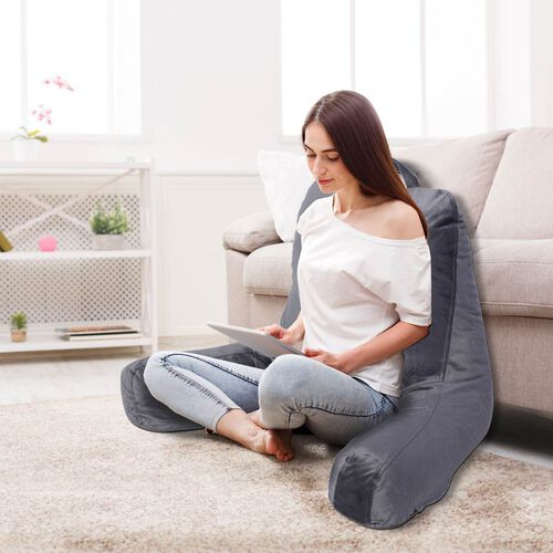 Memory Foam Back Support- Reading Pillow