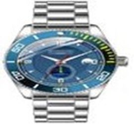 GAMAGES OF LONDON Limited Edition Hand Assembled Vibrant Sports Automatic Steel Watch