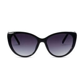 Designer Inspired Unisex Sunglasses - Black