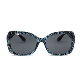 Designer Inspired Sunglasses for Women - Turquoise