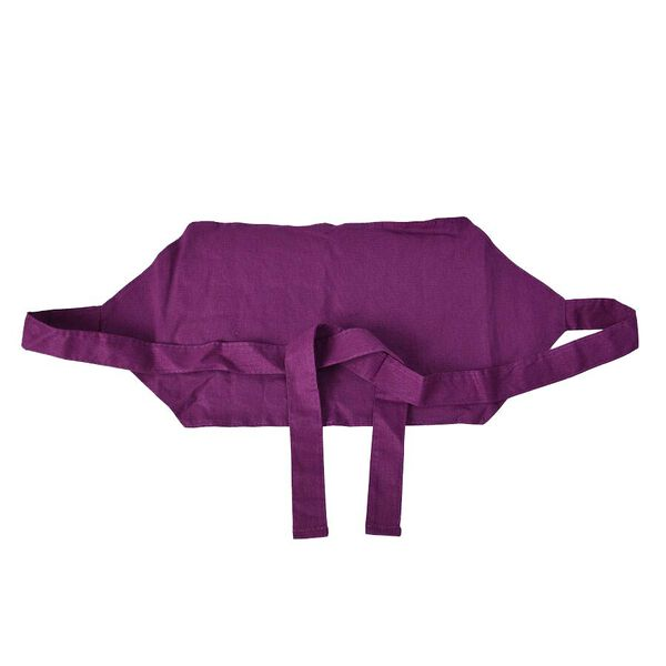 Acupressure Belt (Size 45x21cm) - Purple and White