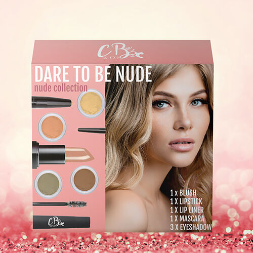 Cougar: Dare To Be Collection - Nude