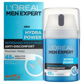 LOreal: Men Expert Hydra Power Moisturiser - 50ml