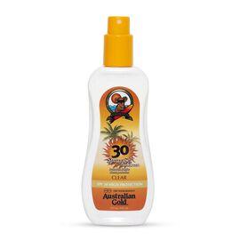AUSTRALIAN GOLD- SPF 30 Spray Gel 237ml