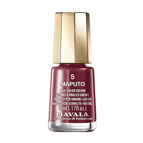 Mavala: Maputo - 5 & Tunis - 21 (Duo Mini Colour 2x5ml)