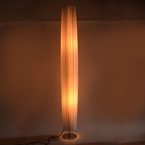 Minimalist Modern and Stylish Column Floor Lamp in Round Shape (120x15 cm)