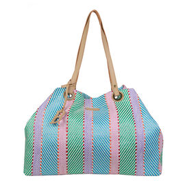 Bulaggi Collection - Sunny Shopping Bag (Size 45x35x15 Cm) - Multi
