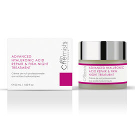 skinChemists: Advanced Hyaluronic Acid Repair & Firm Night Treatment - 50ml