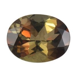 AAA Andalusite Oval 9x7 Faceted 1.71 Cts