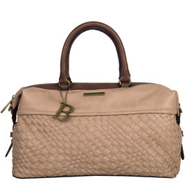 Bulaggi Collection - Bryon Handbag (Size 31x18x13 Cm) - Khaki