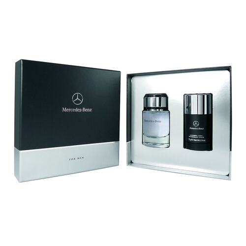 Mercedes Benz -Gift Set For Men- 75ml EDT and 75g Deodorant Stick