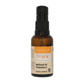 SHIZEN Retinol & Vitamin C Facial Serum 30ML