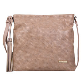 Bulaggi Collection - Mila Crossbody Bag (Size 29x27x04 Cm) - Camel