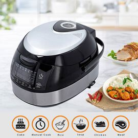 Homesmart 60 in 1 Multi Functional Cooker (35x28x29cm)