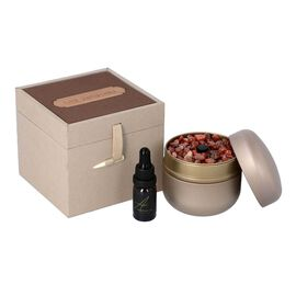 New Launch - The 5th Season - Scented Gems in Gift Box - Red Agate - England Pear & Fressia