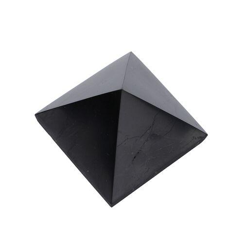 Pyramid Shape Shungite (Size 5x5 Cm) 490.00 Ct