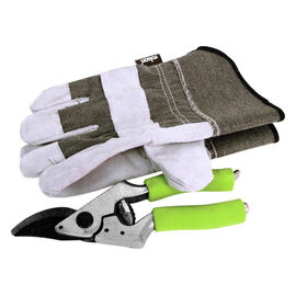 ROLSON Heavy Duty Gloves and Seceteurs