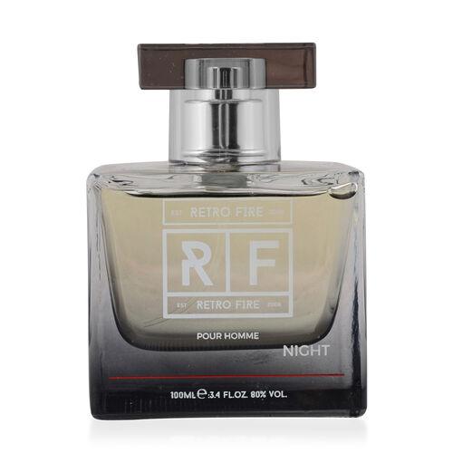 Retrofire Giftset (100ml Eau De Toilette & Deodorant Body Spray - 150ml)