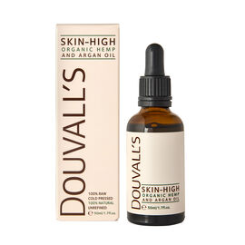 Douvalls: Skin High - Hemp & Argan Oil - 50ml