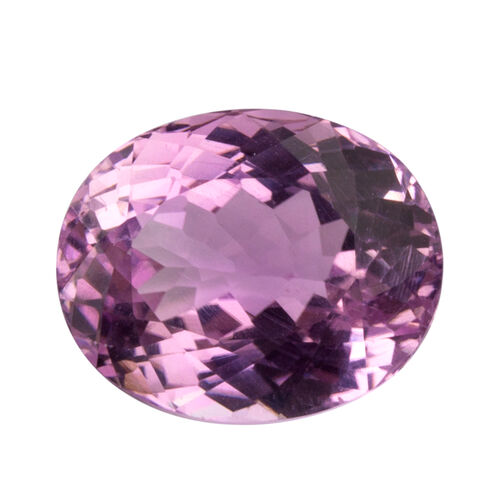 Kunzite (Oval 16x13 Faceted 3A) 14.400 Cts