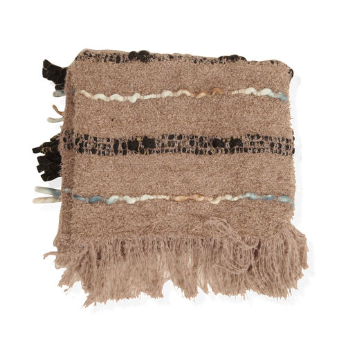 Brown Colour Scarf (Free Size)