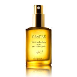 Gratiae: Ultrox Expression Marks Anti-Wrinkle Serum