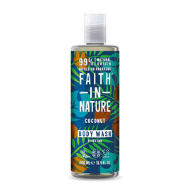 Faith In Nature: Coconut Body Wash - 400ml