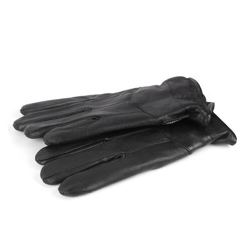 Mens Genuine Leather Glove (Small/ Medium)