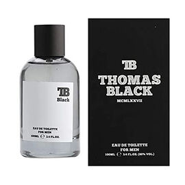 Thomas Black Eau De Toilette - 100ml