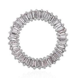 Very Limited Available- RHAPSODY 950 Platinum IGI Certified Diamond (Bgt) (VS/E-F) Circle of Life Pe