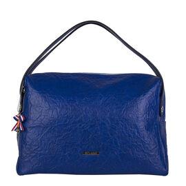 Bulaggi Collection - Sabrina Shoulder Bag (Size 37x29x15 Cm) - Cobalt Blue