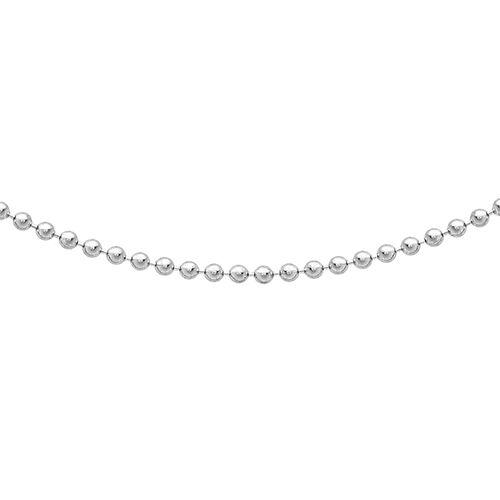 RHAPSODY 950 Platinum Bead Chain (Size 20)