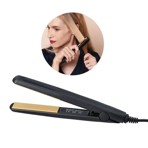 Mini Hair Straightener - Black