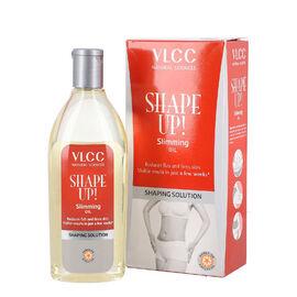 VLCC: Slimming Shape Up Oil - 200ml