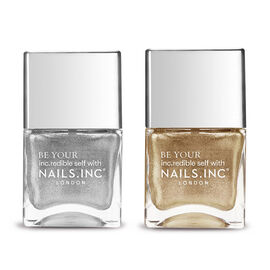 Nails Inc: Dreaming of Decadence - 14ml & 5 Star Review - 14X2 ML