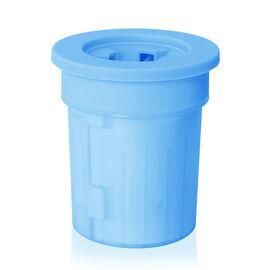 Blue Colour Pet Wash Feet (Size 11.5x10 Cm)