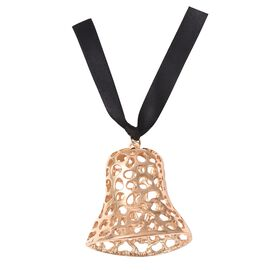 RACHEL GALLEY Bell Baubles Charm in Yellow Gold Tone