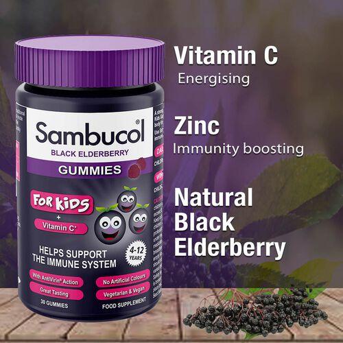Sambucol: Kids Gummies