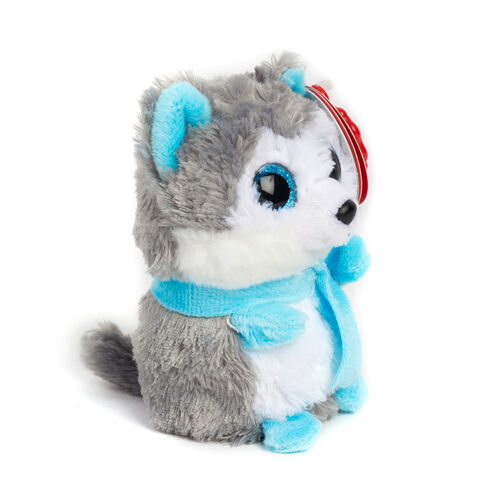 Super Soft - Grey Wolf - By Keel Toys