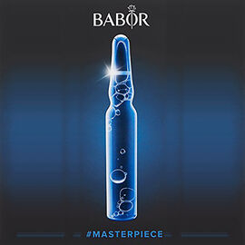Babor: Masterpiece Ampoules (Incl. 4 Hydra Plus Active Fluid & 3 Active Night Fluid)