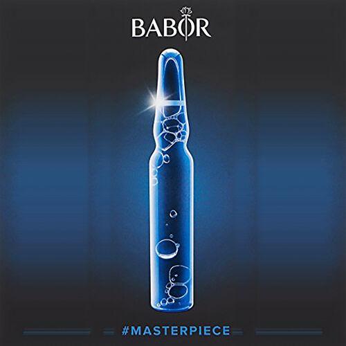 Babor: Masterpiece Ampoules (Incl. 4 Hydra Plus Active Fluid & 3 Active Night Fluid)