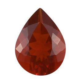 AAAAA Fire Opal Prism 8x6mm- 0.58 Ct