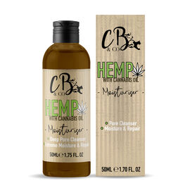 CB&CO: Hemp Facial Moisturiser - 50ml
