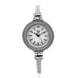 Royal Bali Collection - EON 1962 Swiss Movement Water Resistant Tulang Naga Bracelet Watch (Size 7.2