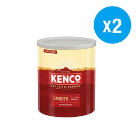Kenco: Instant Smooth Coffee - 750g (Set of 2)