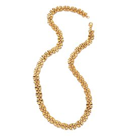 RACHEL GALLEY Chain Necklace in 14K Gold Plated Sterling Silver 20 Inch
