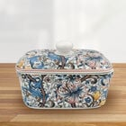 Lesser and Pavey - William Morris Golden Lily Butter Dish