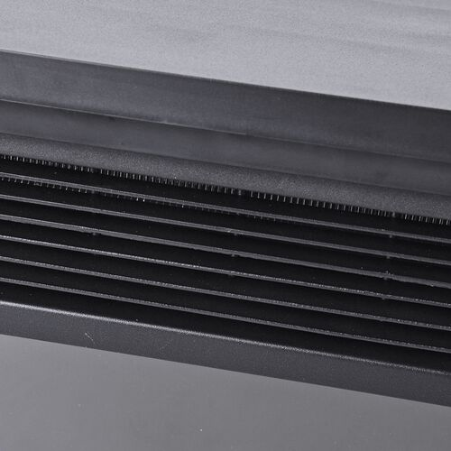 Super Auction - Electronic Heater with Adjustable Thermostat Heat Settings (Size 36.8X25.5X18.5 Cm)