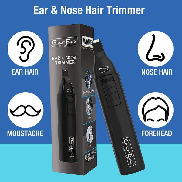 Wahl Groomease Ear & Nose Trimmer